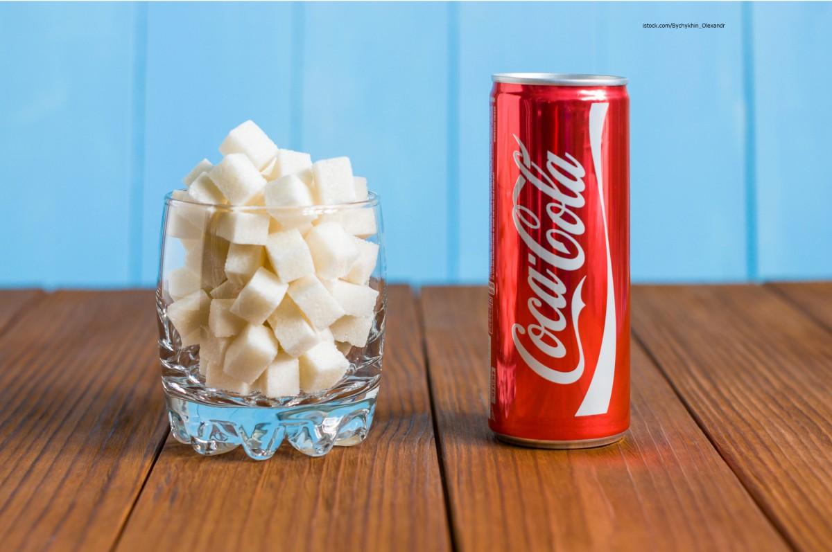 Softdrinks, Zucker