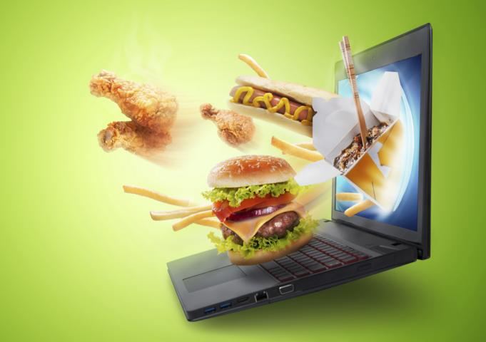 Burger, Fastfood, Zucker